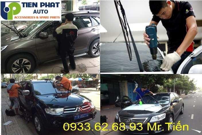 Dán Phim Cách Nhiệt Cho Chevrolet Captiva Tại Tp.Hcm