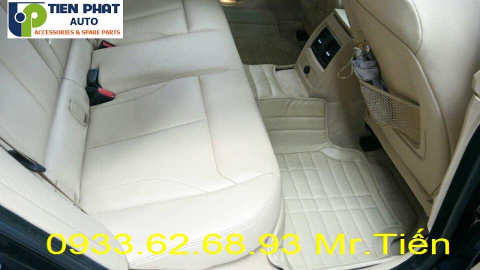 Thảm Lót Sàn cao cấp 3D cho Xe Nissan Livina Tại Tp.Hcm|0933626893