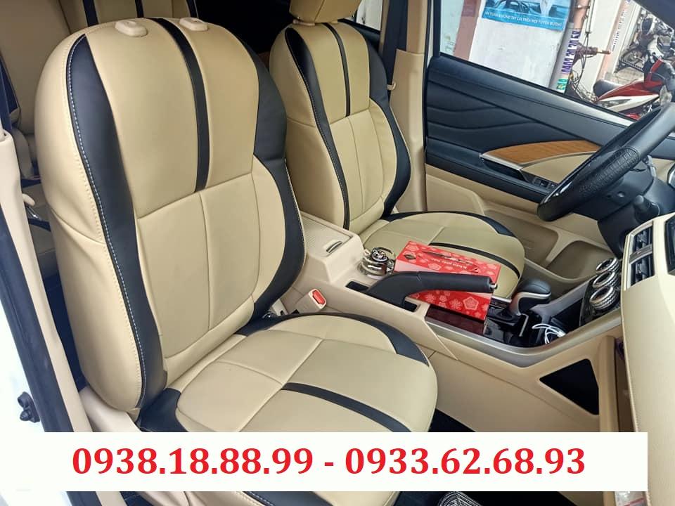 Bọc Ghế Da Mitsubishi Xpander Cross