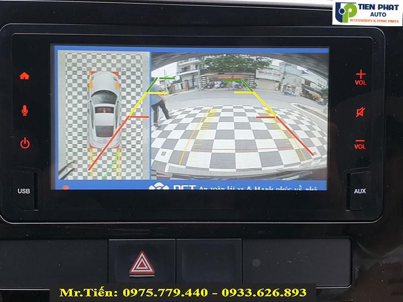 CAMERA 36 DCT cho xe MITSUBISHI OUTLANDER| Tienphatauto.com.vn