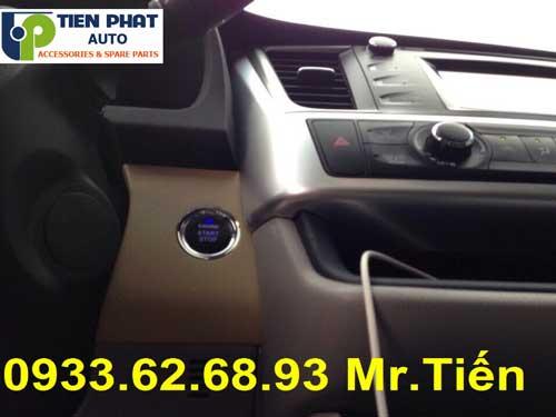 Chuyên: Lắp Start Stop Cho Xe Toyota Hilander Tại Tp.Hcm