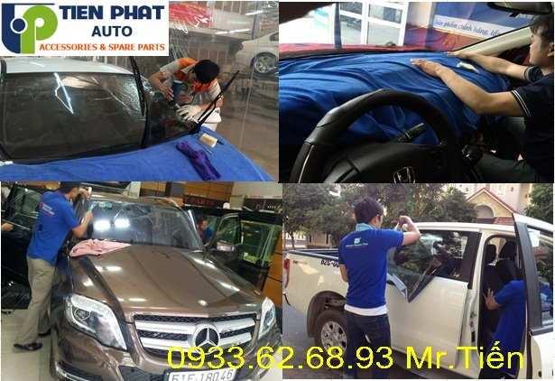 Dán Phim Cách Nhiệt Cho Mazda CX- 5 Tại Tp.Hcm  0933626893