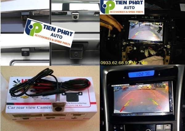 Lắp đặt Camera De Cho Mazda Cx-5 Tại TP.HCM