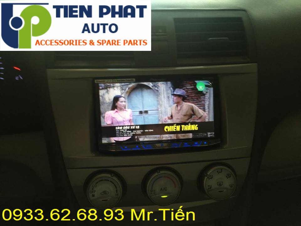 Màn Hình DVD Cao Cấp Cho Chevrolet Captiva 2008-2009 Tại Tp.Hcm Uy Tín Nhanh