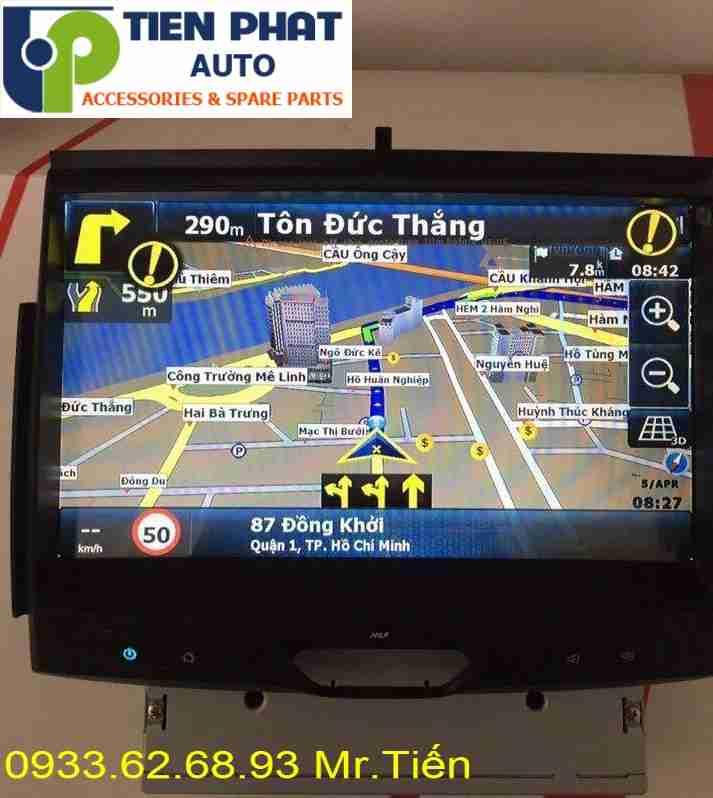 Màn Hình DVD Cao Cấp Cho Ford Everest 2008-2009 Tại Tp.Hcm Uy Tín Nhanh