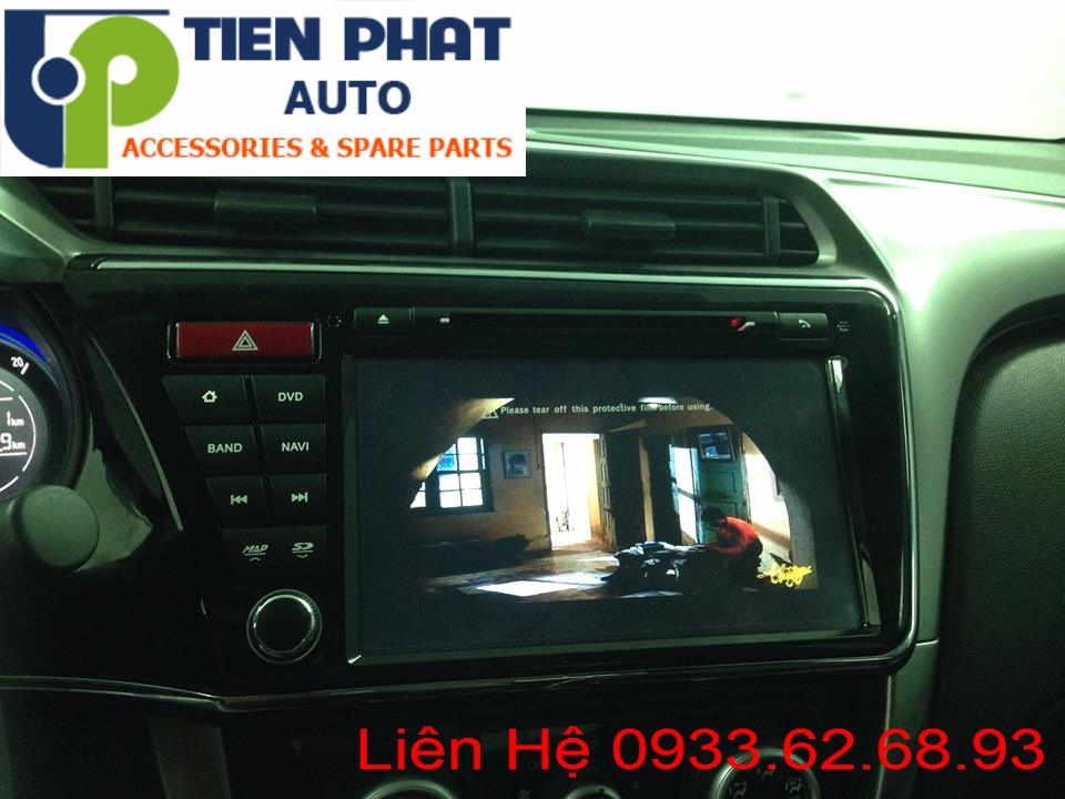 Màn Hình DVD Cao Cấp Cho Honda City 2016 Tại Tp.Hcm Uy Tín Nhanh