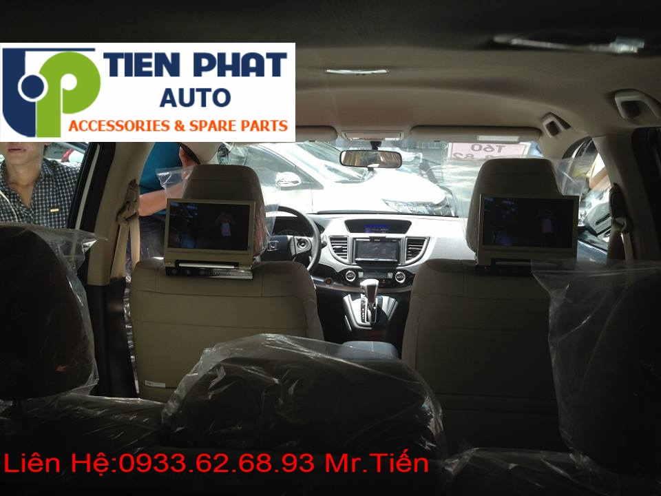 Màn Hình DVD Cao Cấp Cho Honda Crv 2008-2009 Tại Tp.Hcm Uy Tín Nhanh
