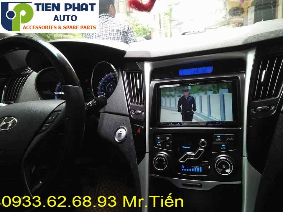 Màn Hình DVD Cao Cấp Cho Huyndai Sonata 2008-2009 Tại Tp.Hcm Uy Tín Nhanh
