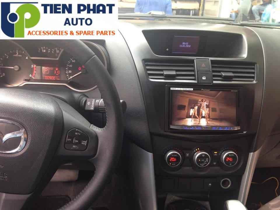 Màn Hình DVD Cao Cấp Cho Mazda Bt50 2015-2016 Tại Tp.Hcm Uy Tín Nhanh