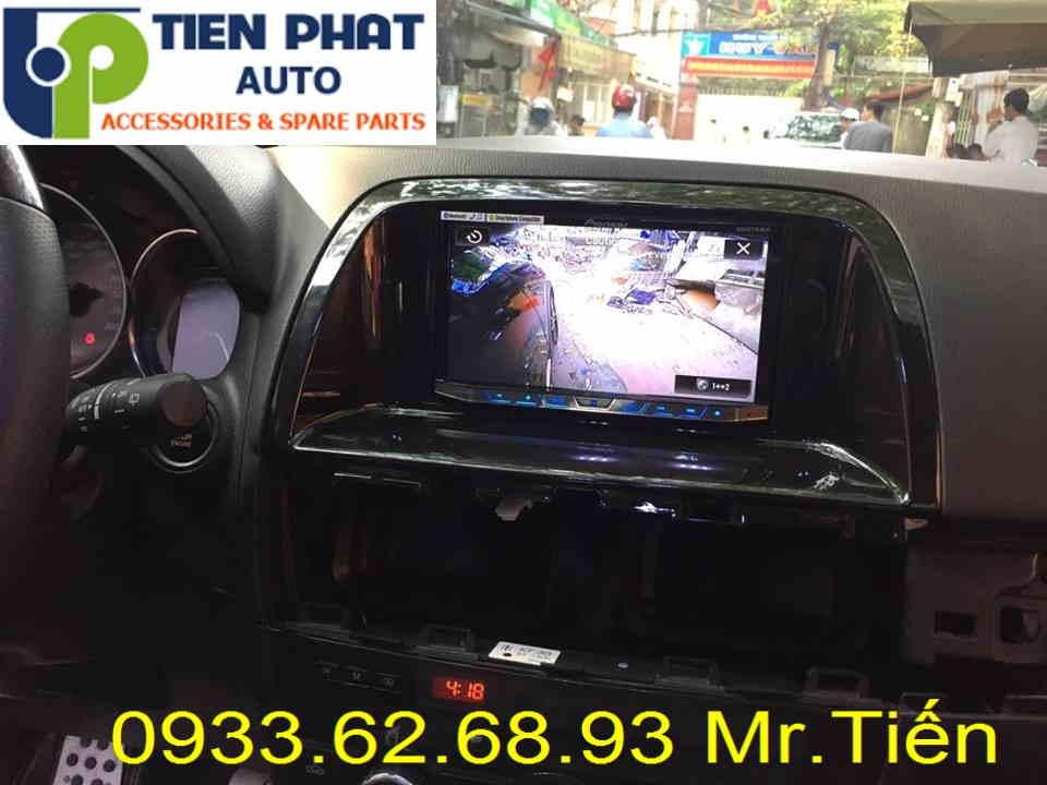 Màn Hình DVD Cao Cấp Cho Mazda Cx-5 2008-2009 Tại Tp.Hcm Uy Tín Nhanh