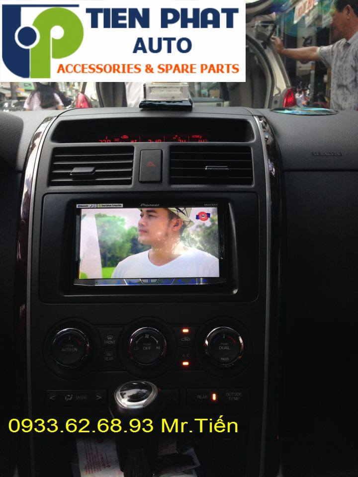 Màn Hình DVD Cao Cấp Cho Mazda Cx-9 2008-2009 Tại Tp.Hcm Uy Tín Nhanh
