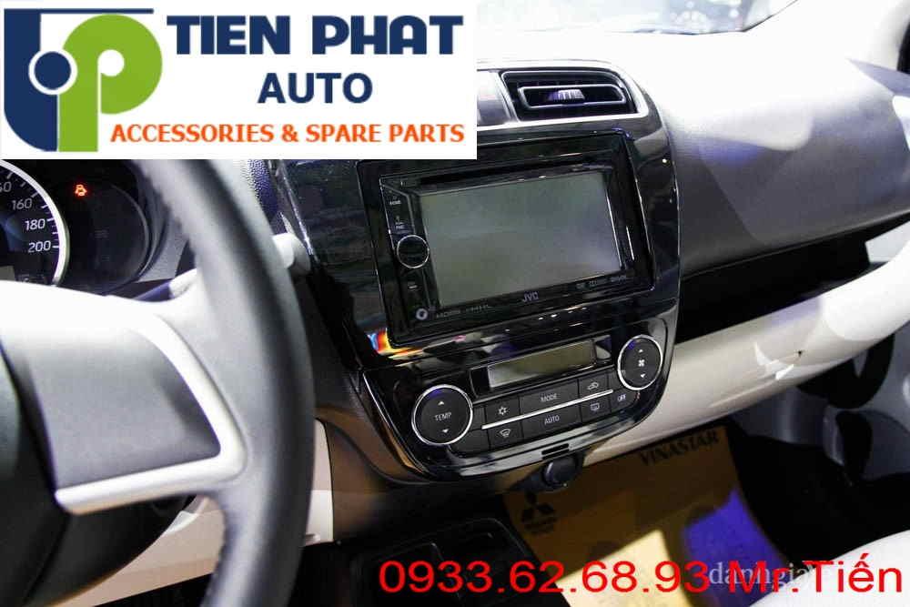 Màn Hình DVD Cao Cấp Cho Mitsubishi Attrage 2008-2009 Tại Tp.Hcm Uy Tín Nhanh