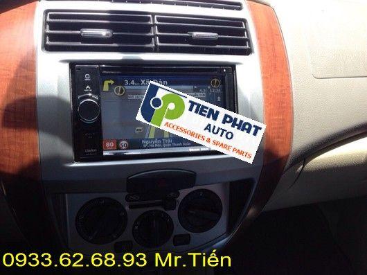 Màn Hình DVD Cao Cấp Cho Nissan Livina 2008-2009 Tại Tp.Hcm Uy Tín Nhanh