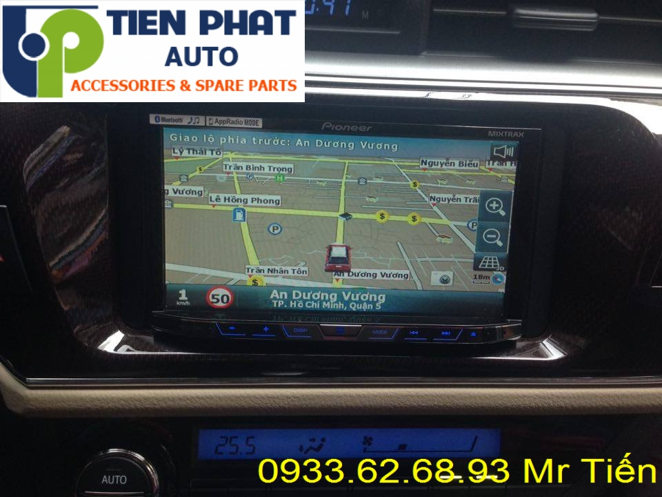 Màn Hình DVD Cao Cấp Cho Toyota Altis 2008-2009 Tại Tp.Hcm Uy Tín Nhanh
