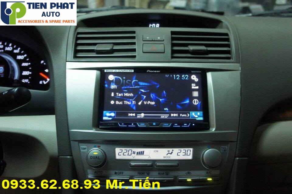 Màn Hình DVD Cao Cấp Cho Toyota Camry 2007-2012 Tại Tp.Hcm Uy Tín Nhanh