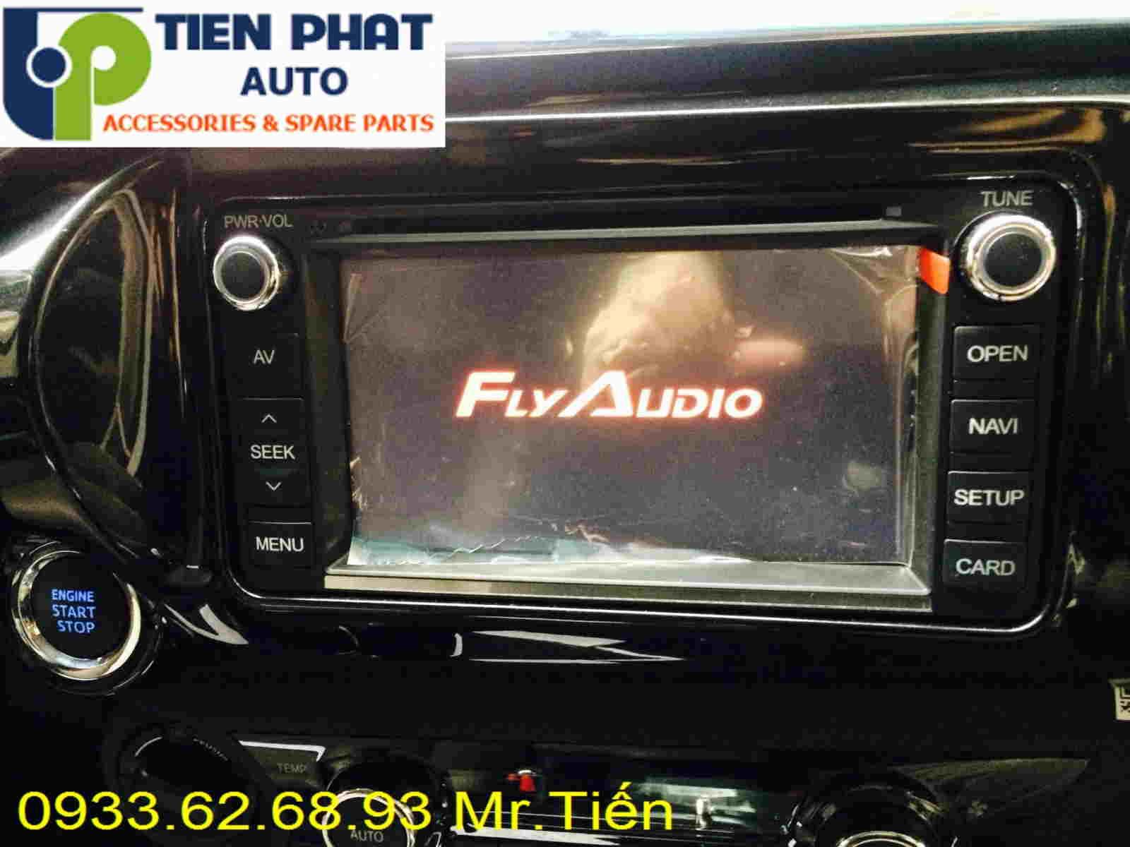 Màn Hình DVD Cao Cấp Cho Toyota Hilux 2008-2009 Tại Tp.Hcm Uy Tín Nhanh