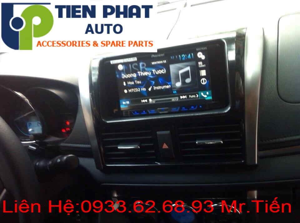 Màn Hình DVD Cao Cấp Cho Toyota Yaris 2008-2009 Tại Tp.Hcm Uy Tín Nhanh