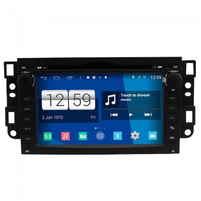 Màn Hình DVD winca s160 Chạy Android Cho Chevrolet Captiva