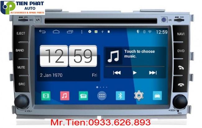 Màn Hình DVD winca s160 Chạy Android Cho Kia Forte