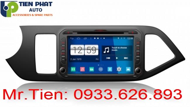 Màn Hình DVD winca s160 Chạy Android Cho Kia Picanto