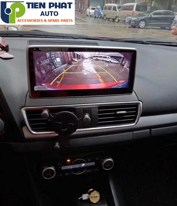 Màn Hình DVD winca s160 Chạy Android Cho Mazda 3