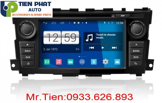 Màn Hình DVD winca s160 Chạy Android Cho Nissan Teana