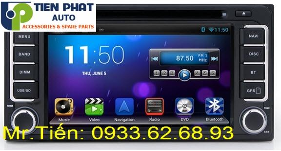Màn Hình DVD winca s160 Chạy Android Cho Toyota Altis