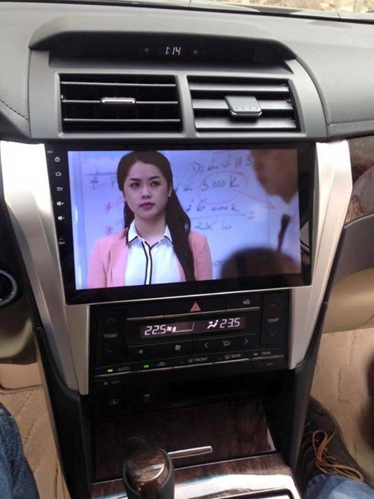 Màn Hình DVD winca s160 Chạy Android Cho Toyota Camry